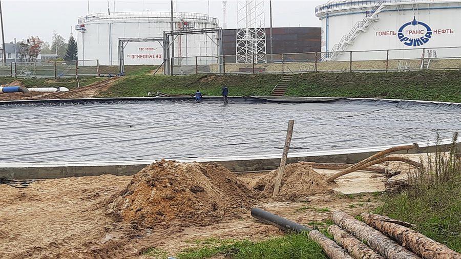 «Магистральные нефтепроводы. Модернизация резервуарного парка филиала ЛПДС «Мозырь»